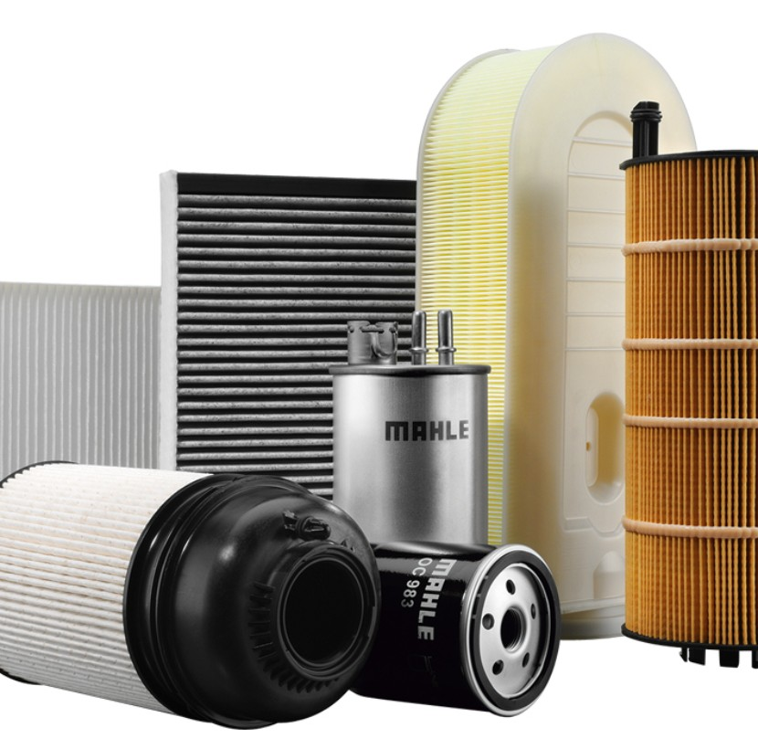 mahle oil filter, mahle air filter, mahle fuel filter