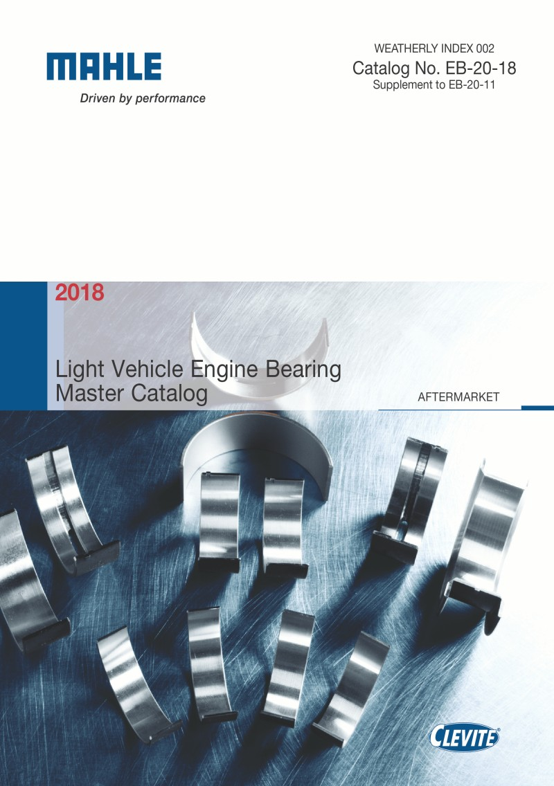 MAHLE Aftermarket North America | Catalog PDFs