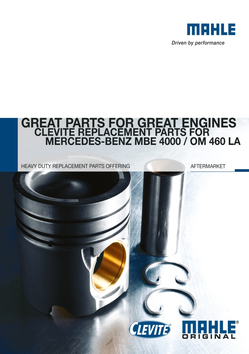 MAHLE Aftermarket North America   Heavy Duty